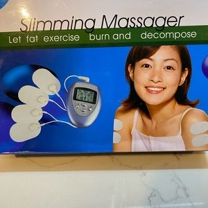 Sliming massager